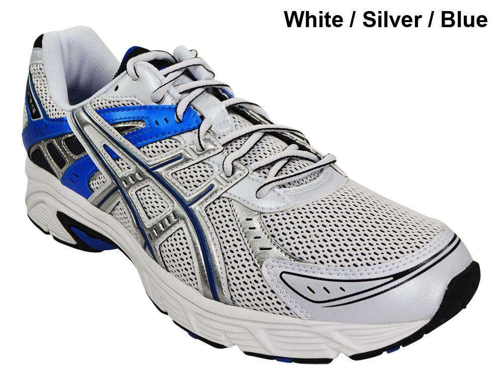 Asics Gel Strike 3 Mens Running Shoe, EEEE Width l Rock
