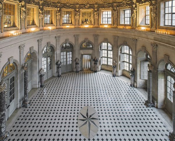 A Day At Chateau De Vaux Le Vicomte Quintessence Architecture Architectural Inspiration Chateau
