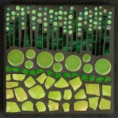 Color Study: Green