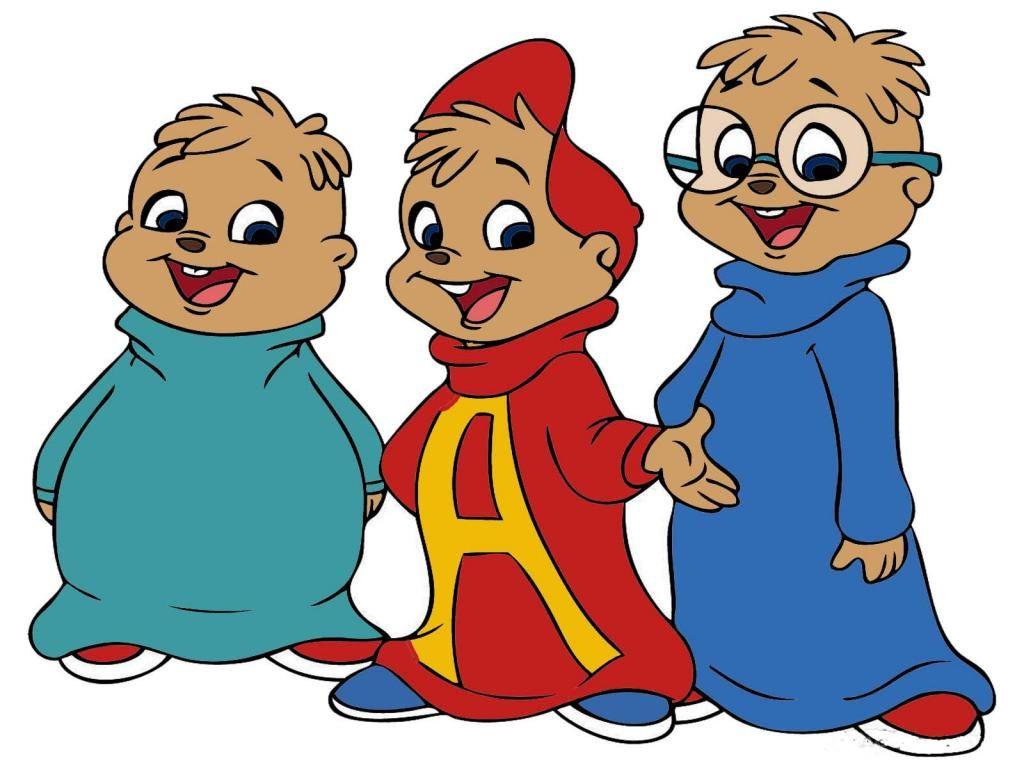 Alvin And The Chipmunk Alvin And The Chipmunks Old School Cartoons Cartoon Crazy