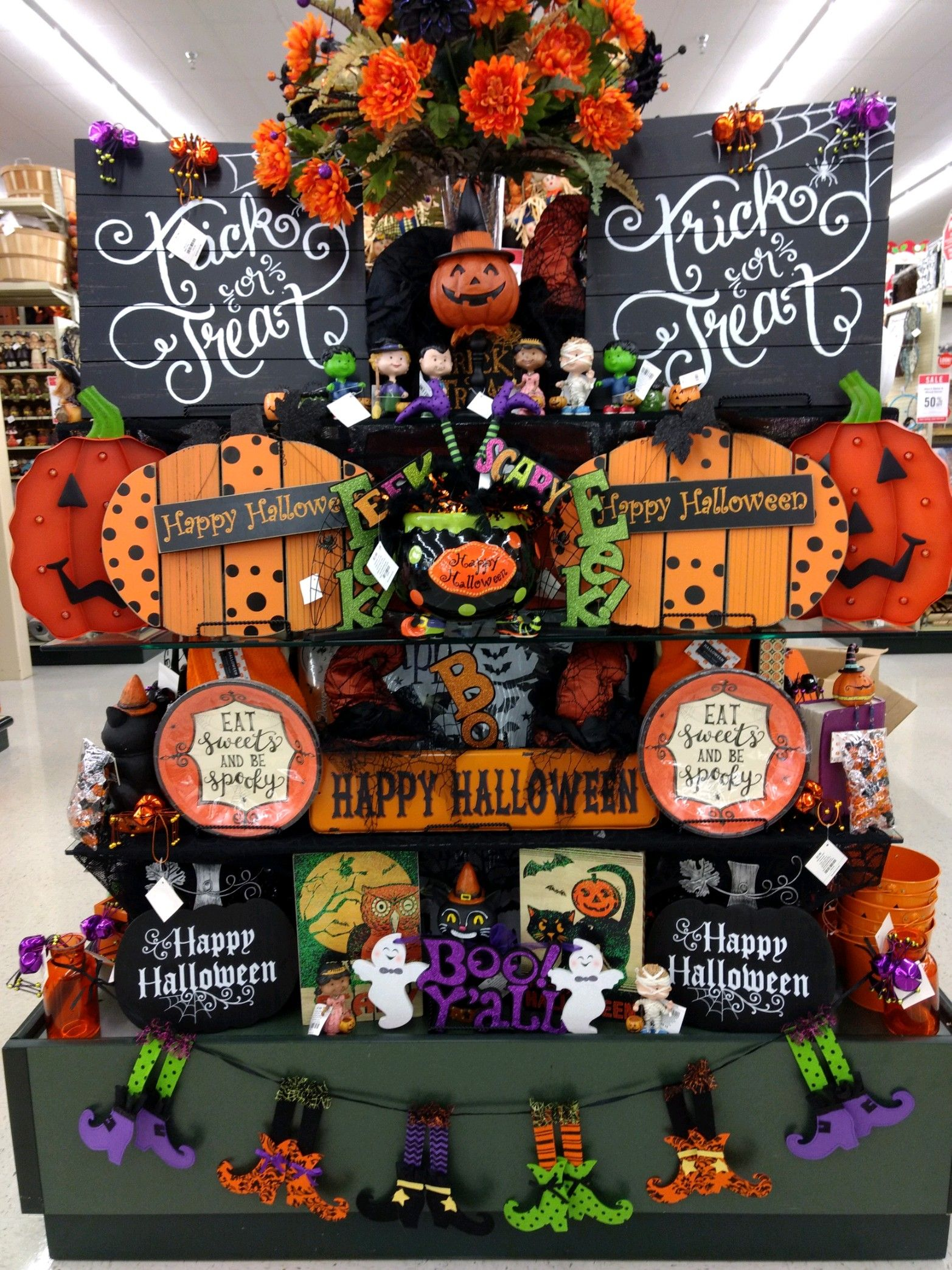 Hobby Lobby Halloween Decorations 2019.Hobby Lobby Halloween Door Hanger Halloween Halloween