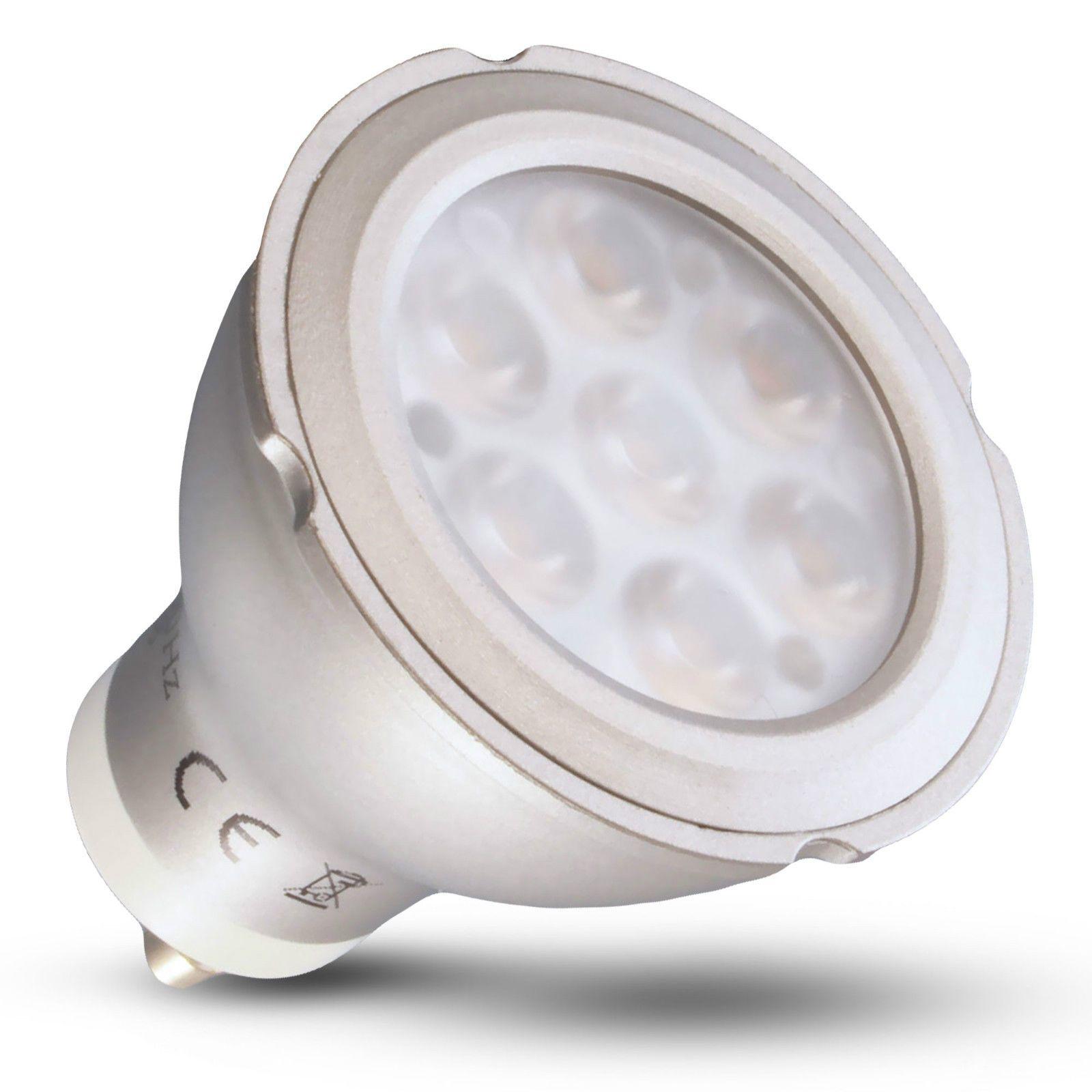 LED Leuchtmittel Spot GU10 5W 7W Lampe Birne Strahler Einbaustrahler