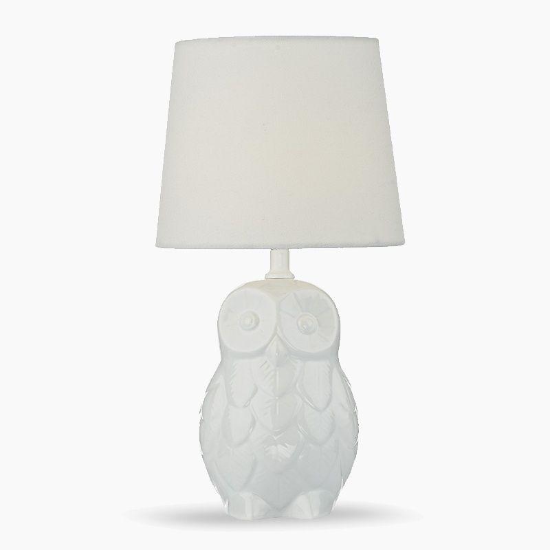 Dar Lighting Dolly, Owl Table Lamp