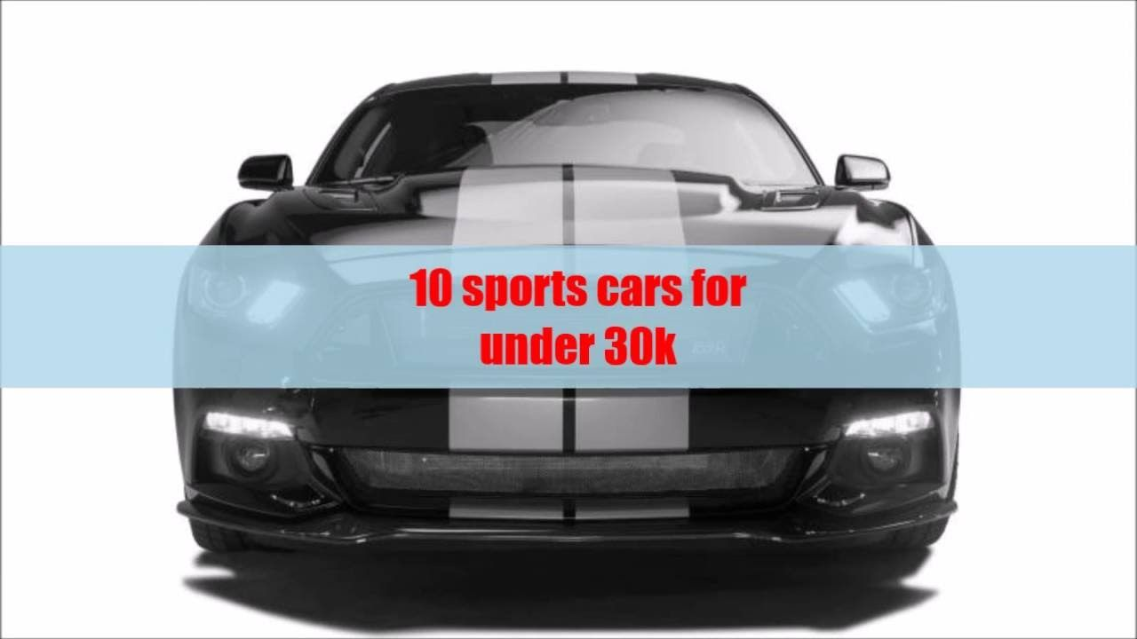 Top 10 Fastest Sports Cars For Under 30k Cars Cars Fast Sports