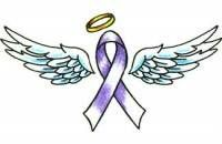 fibromyalgia ribbon tattoo | ... tattoos,purple-ribbon tattoos,purpleribbon tattoos,ribbon tattoos