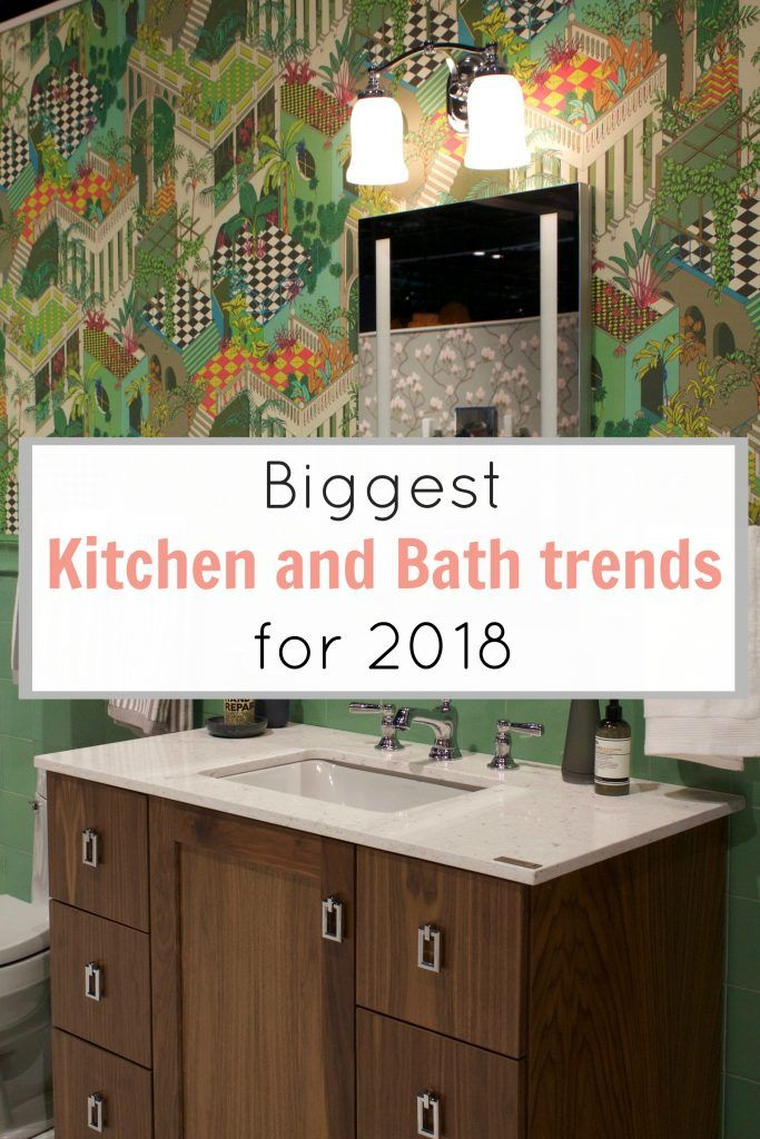Bath Trends biggest kitchen bath trends to carry you into 2018 | big kitchen