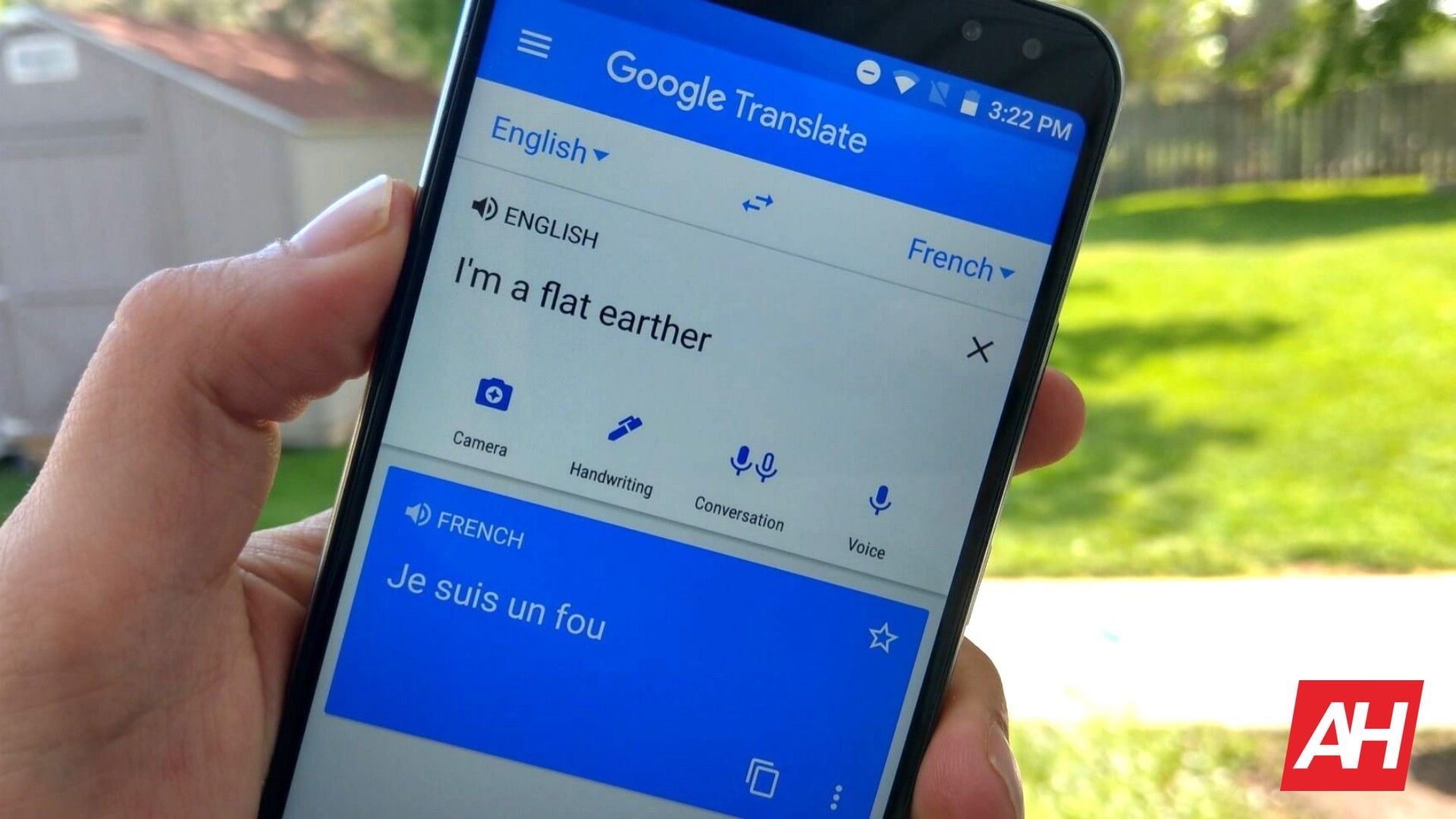 Google Translate Updated With Material Design New Features Google Translate Material Design Easter Eggs