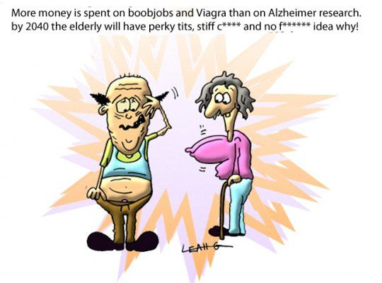 Viagra old man