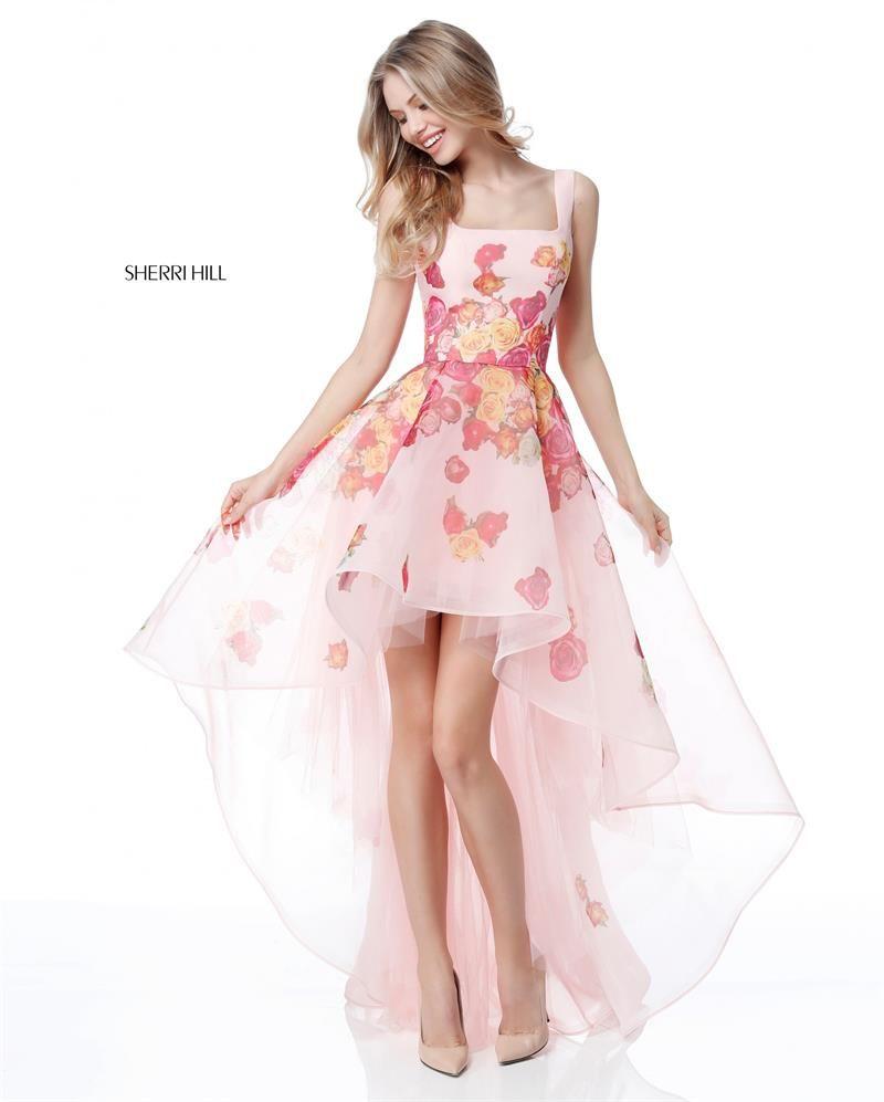 Sherri Hill 51684 - Formal Approach Prom Dress | Sherri Hill Dresses ...
