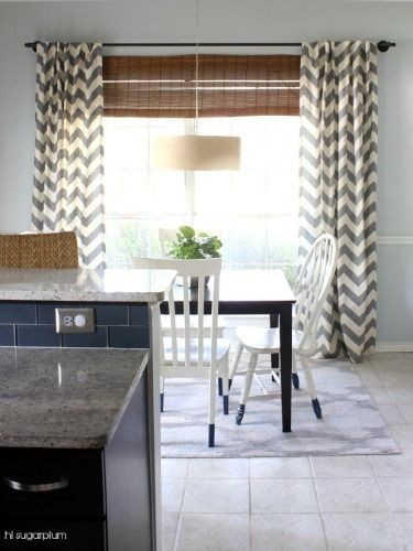 Creative Kitchen Window Treatments Hgtv Pictures Ideas: 15 Ways To Add Polish To Any Kind Of Window