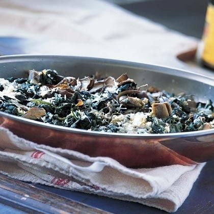 Artichoke-and-Spinach Tian by Cooking Light