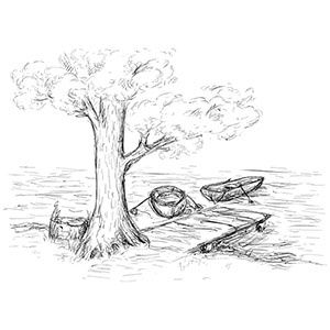 scenic coloring pages | scenic colouring pages (page 3 ...