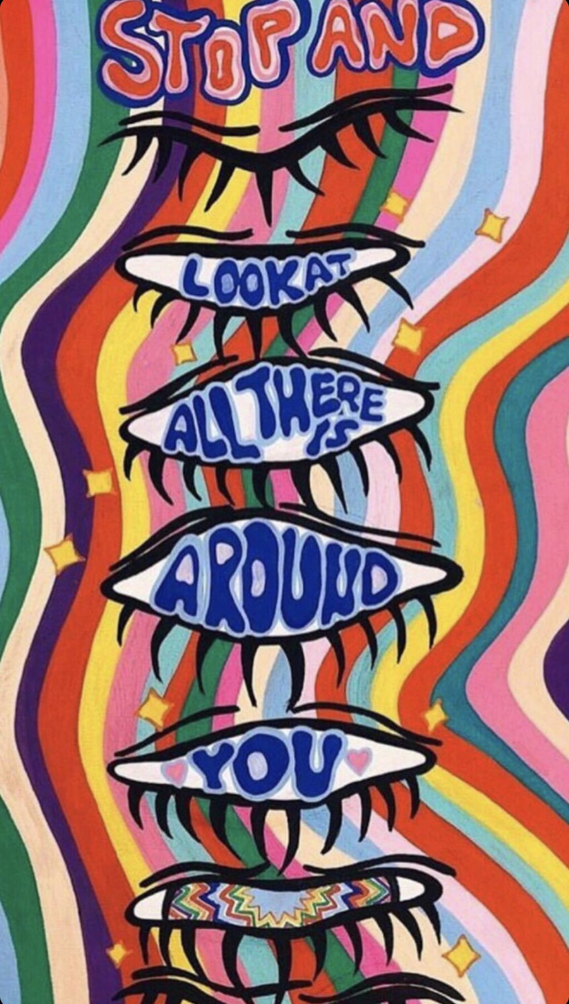 Pin By Maddie Odom On Quotes Hippie Wallpaper Art Collage Wall Picture Collage Wall