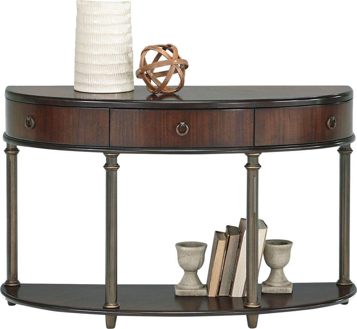 Wigmore Cherry Sofa Table Table Entryway Tables Sofa
