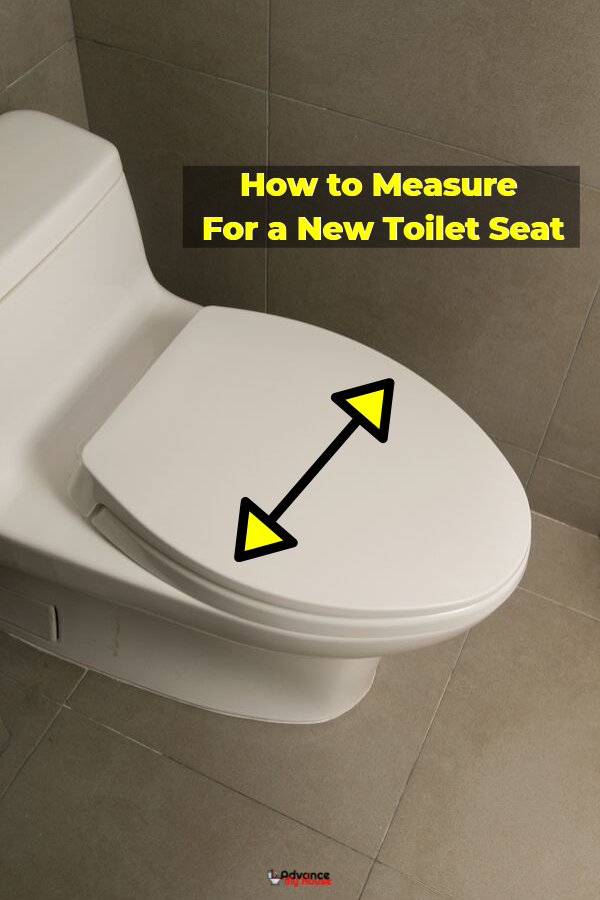 How To Measure For A New Toilet Seat In 2020 With Images New