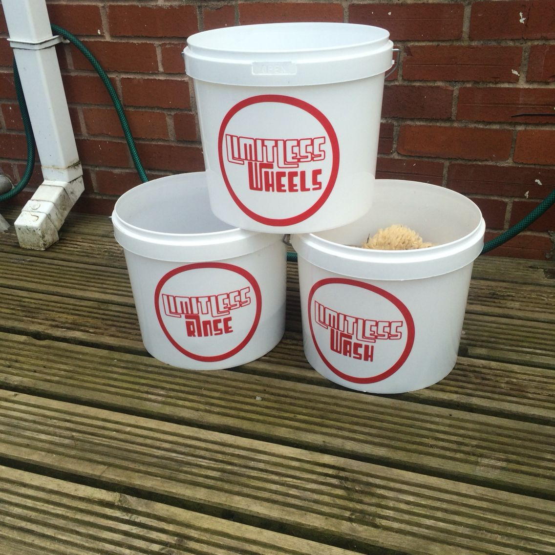 Bucket stickers | Coffee cups, Disposable coffee cup ...