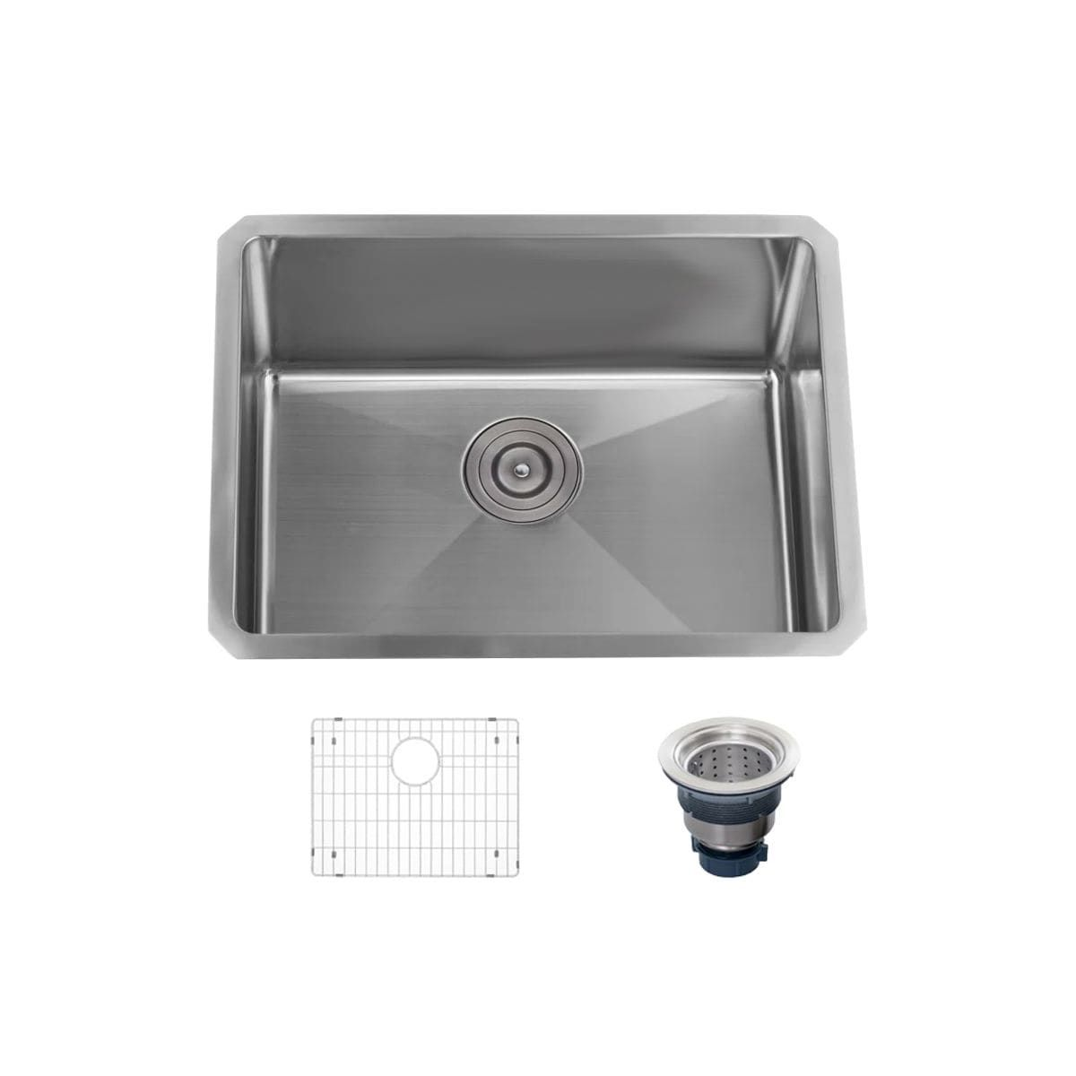 Miseno Mls2318sr With Images Stainless Steel Kitchen Sink