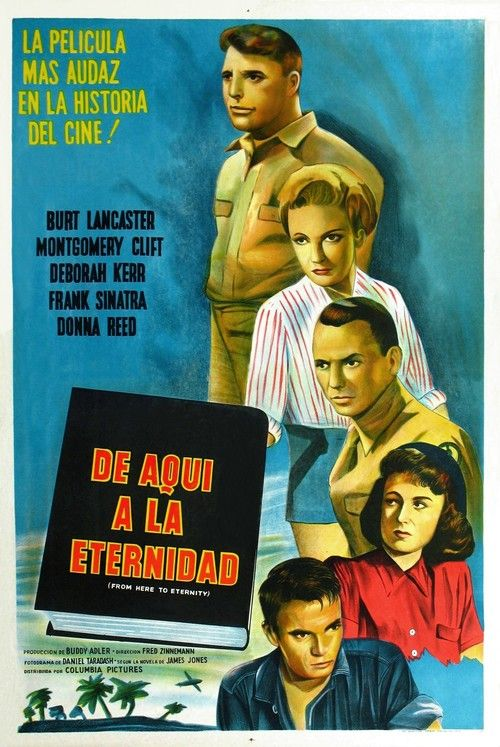 From Here to Eternity (1953) Full Movie Streaming HD GYM Movies - plan maison 5 pieces