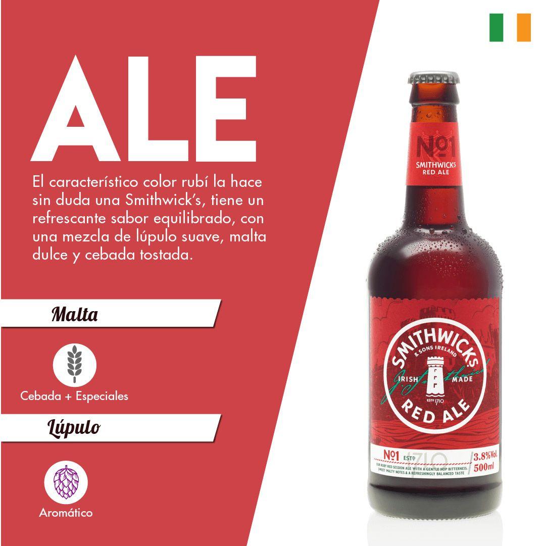 Es De Las Cervezas Mas Populares De Irlanda Y Es Elaborada Desde
