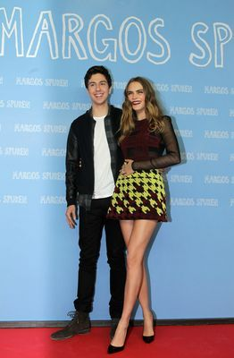 Paper Towns - German: Margos Spuren - Nat Wolff and Cara Delevingne - 20th CENTURY FOX Pictures - kulturmaterial