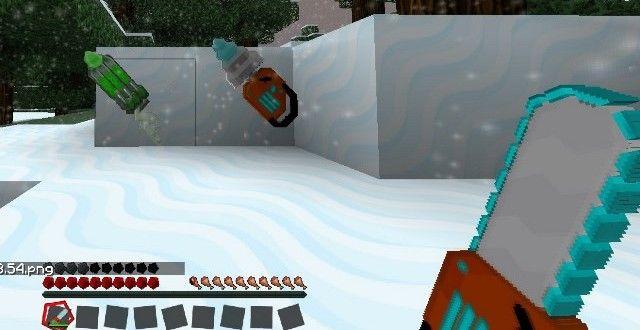 Minecraft Gravitation Suite Mod 1 7 10