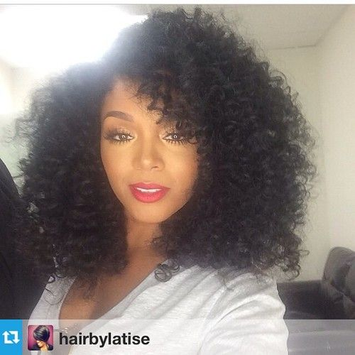 Love and hip hop atlanta rasheeda wears her beautiful natural look unprocessed virgin human hair curly weave hair extensions wholesale and retail from belaca hair with worldwide shipping pmusecretfo Images