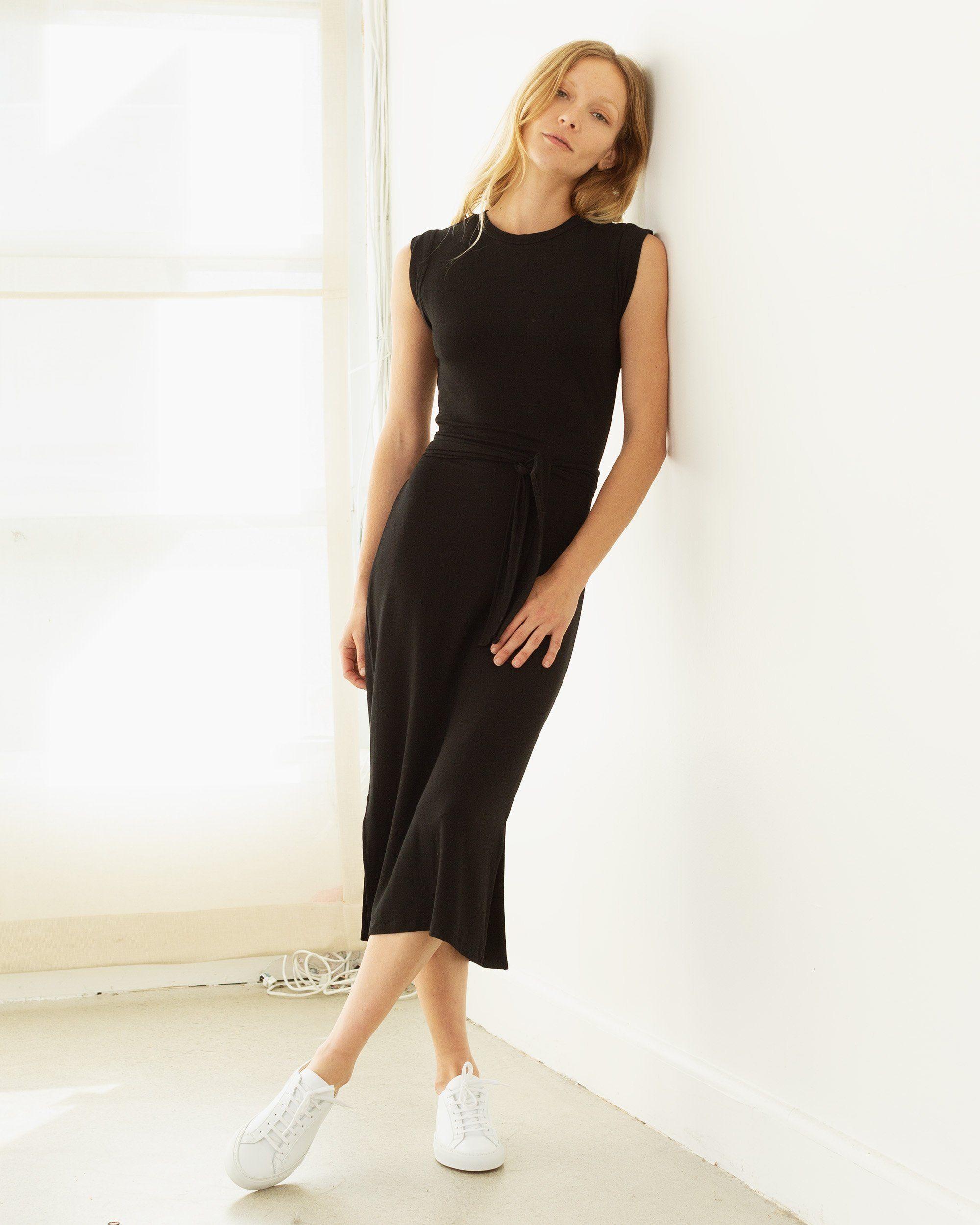 0f944987649b Modern Citizen   Modern Citizen-Sloane Open-Back Midi Dress-Dresses- $88
