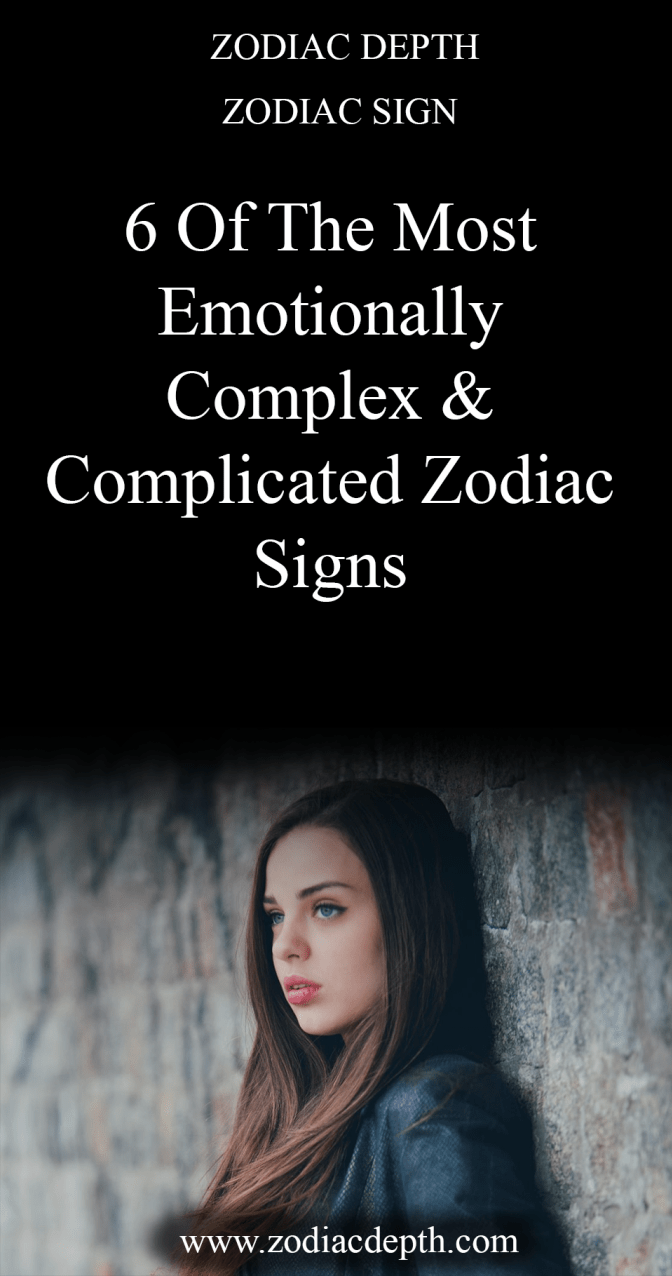 Mens complexes on the signs of the zodiac and how to cope with them