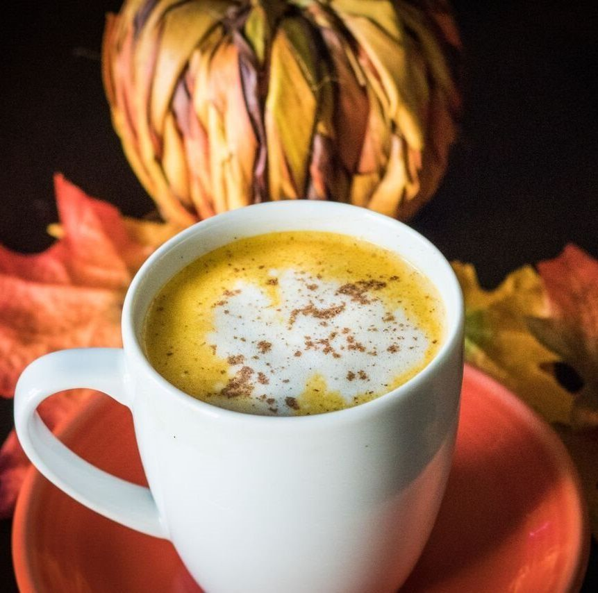 A Delicious Pumpkin Spice Latte You Can Make Right At Home