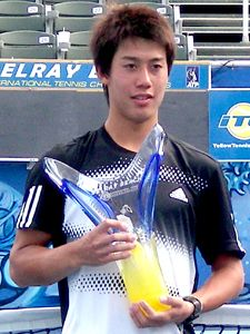 Kei Nishikori Has Signed On For The 2017 Delray Beach Itc
