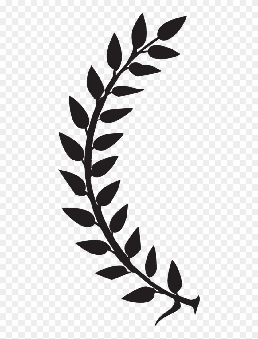 Find Hd Laurel Leaves Left 01 Arco De Laurel Png Transparent Png To Search And Download More Free Transpare Leaf Border Cricut Free Little Mermaid Birthday