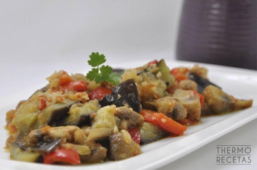 Ratatouille receta vegan recetas recetas con for Platillos franceses faciles