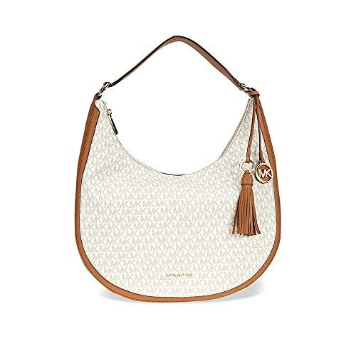 2e7041c1e571 New MICHAEL Michael Kors Lydia Logo Shoulder Bag. Women Bag [$170.00 -  238.00]