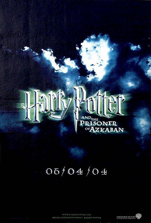 Harry Potter And The Prisoner Of Azkaban Movie Poster 2 Prisoner Of Azkaban Harry Potter Movie Posters The Prisoner Of Azkaban