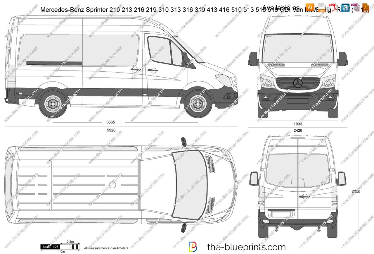 Mercedes sprinter 313 internal dimensions 7 carros pinterest mercedes sprinter 313 internal dimensions 7 sciox Image collections
