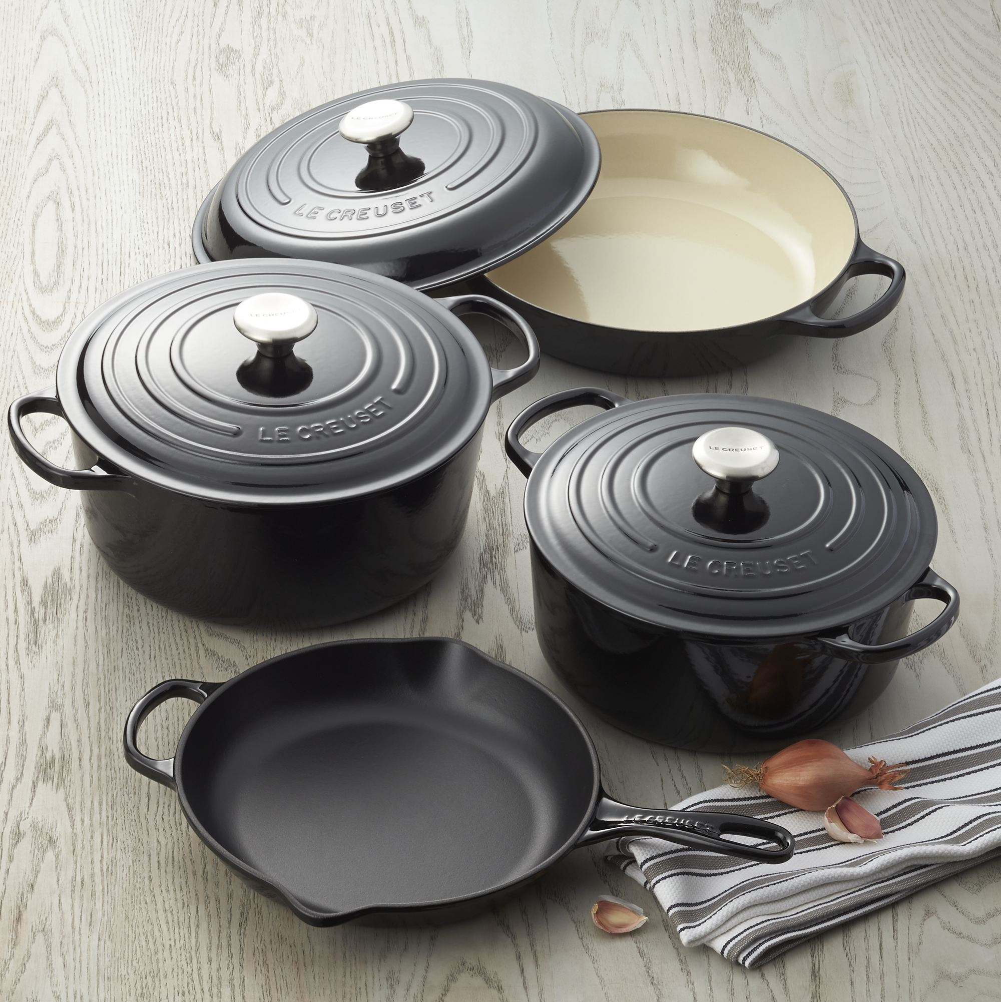 for a limited time only le creuset is offering its signature