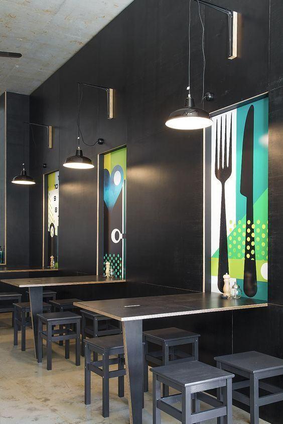 Best Dekorieren Für Restaurants Bars Und Cafés 63 Fotos 400 x 300
