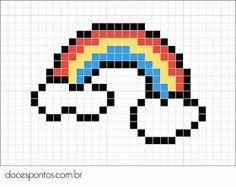 Doces Pontos: Arco-íris