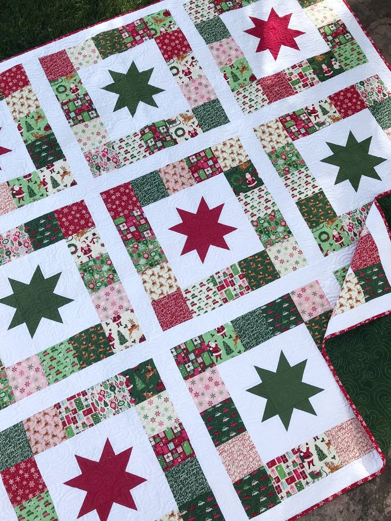 Starbound Quilt - PDF pattern - digital download