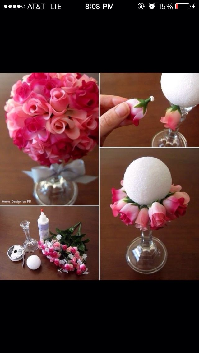 Great For Party Decor Elegant And Beautiful DIY Pinterest
