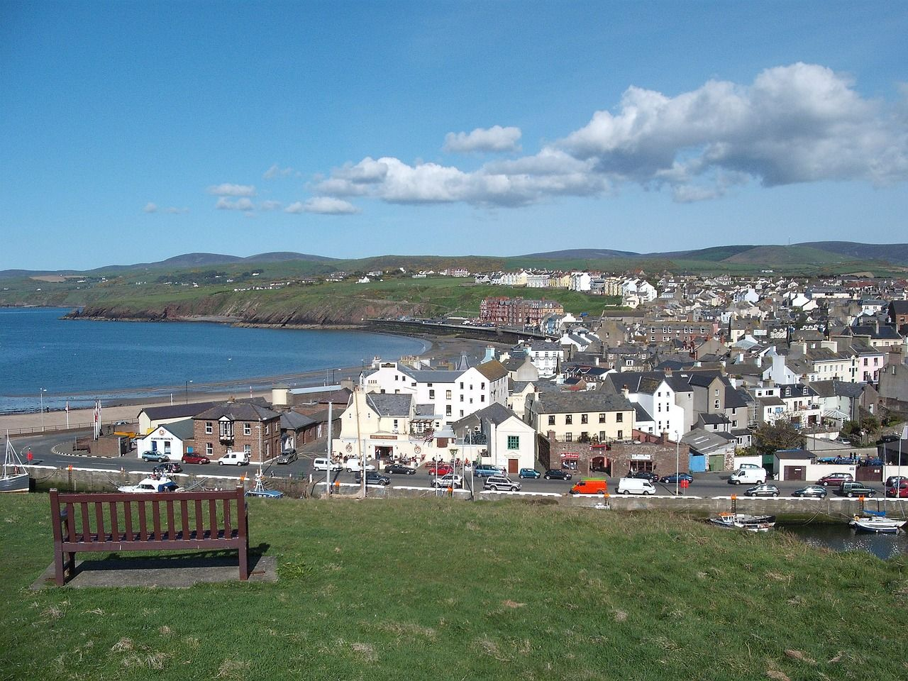 Isle of Man view