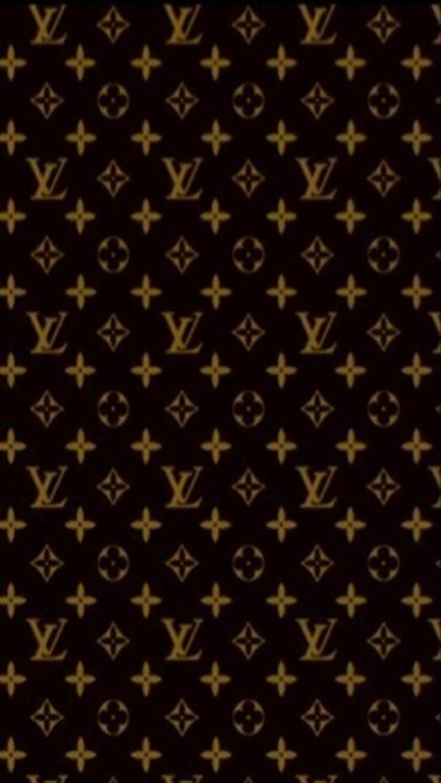 Louis Vuitton Wallpaper for iPhone Обои для телефона, Обои