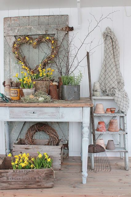 VIBEKE DESIGN: Delicious Easter days!