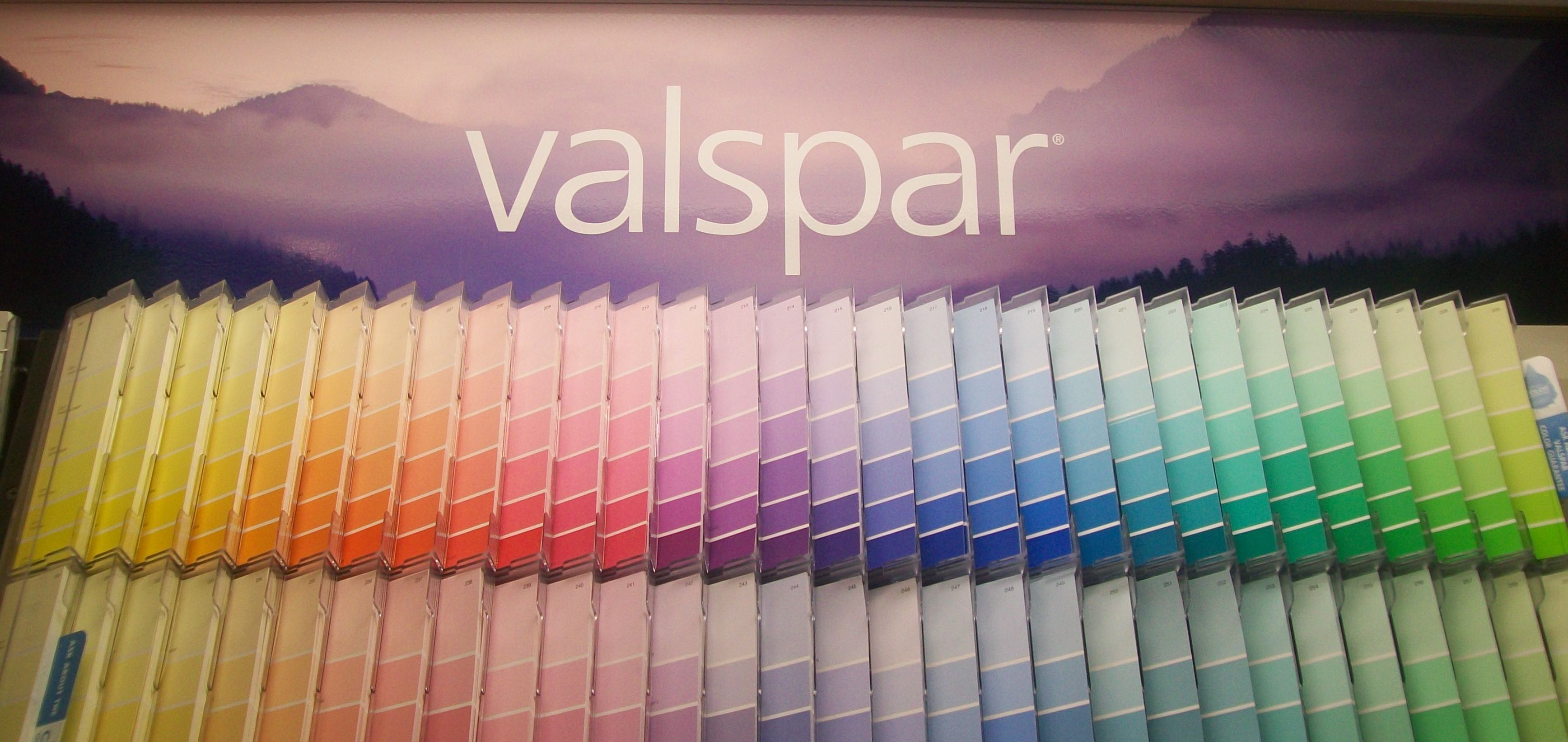 K M Home Center Inc Offers Valspar Paint We Carry Valspar