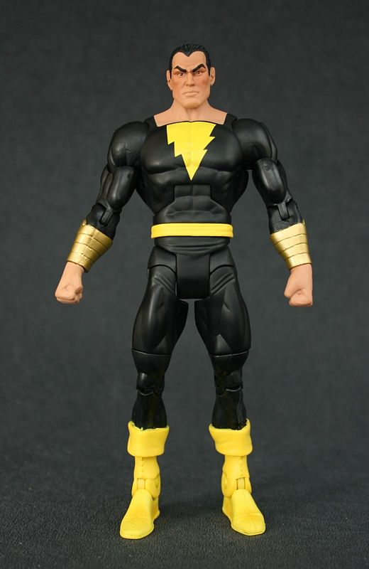 Shazam Amp Black Adam Super Powers Collection 1 6 Scale