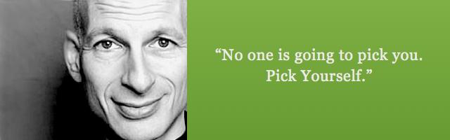 Jedes Mal, wenn ich diesen TED Talk von Seth Godin sehen