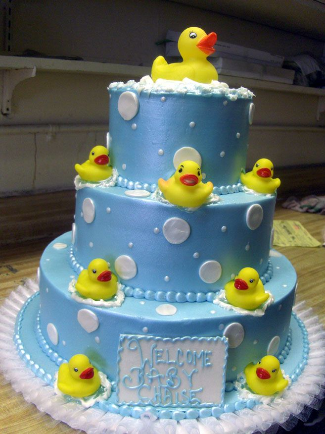 rubber ducky cakes baby shower | Baby Shower. Rubber Ducky. Invitation. Cakes. Cupcakes. Gifts ...