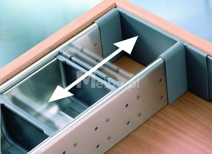 BLUM ORGA-LINE wkład do szuflady TANDEMBOX
