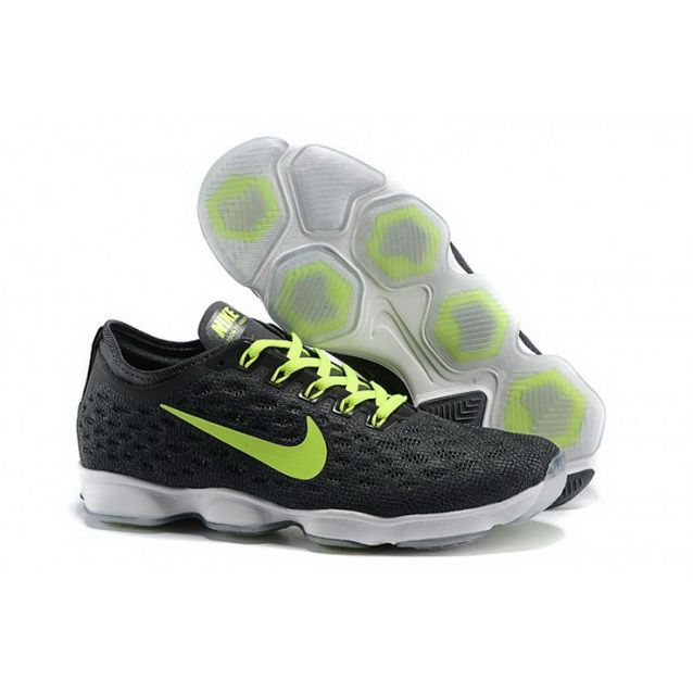 Nike Zoom Fit Agility Mens Shoes Charcoal Gray