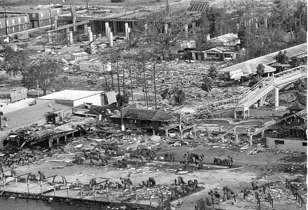 Hurricane Camille Struck 43 Years Ago Tonight Slideshow Hurricane Camille Pictures Biloxi